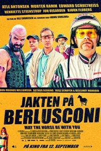 Jakten på Berlusconi - plakat