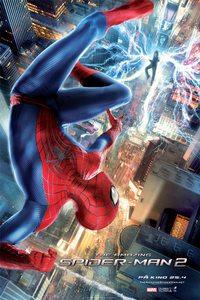 The Amazing Spider-Man 2 - plakat