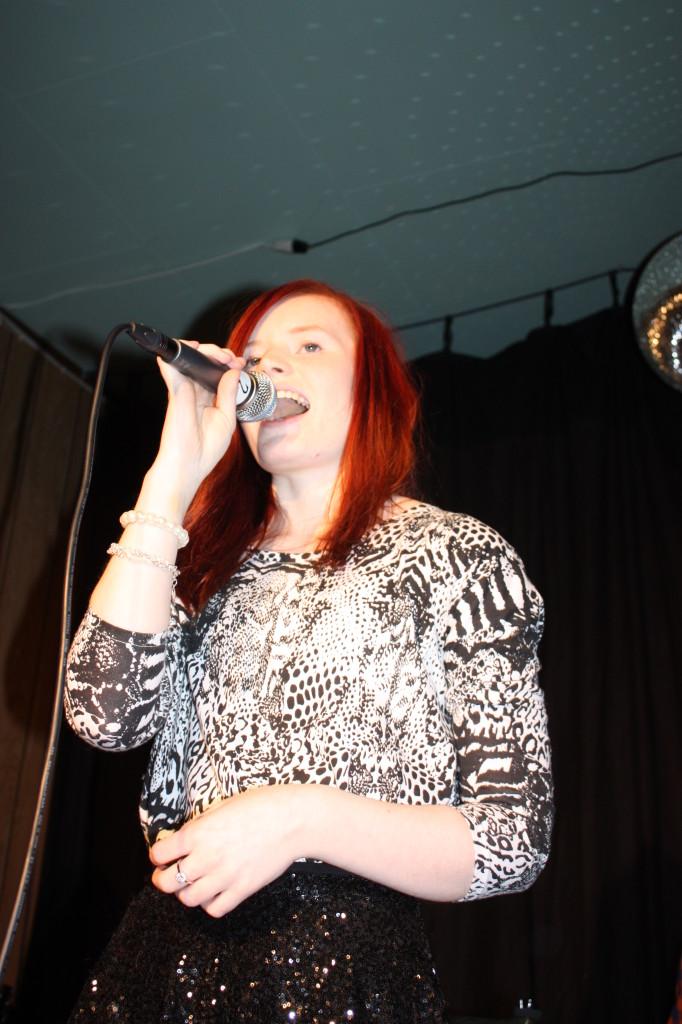 Vokalist.