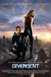 Divergent - plakat