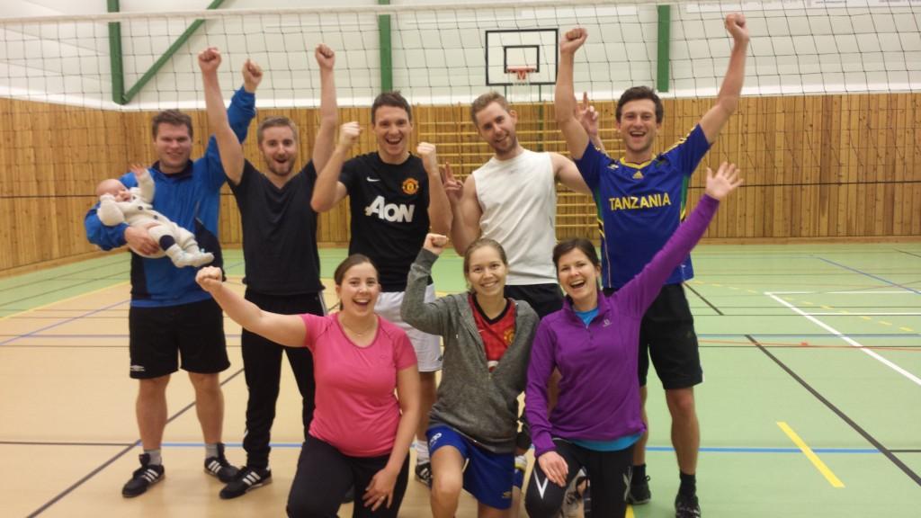 Det kuleste laget i volleyballserien; MUIL!