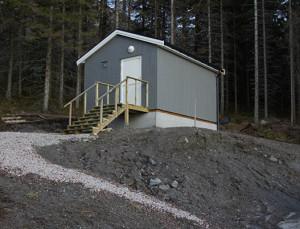 Det lille vannverket i Steinliskogen