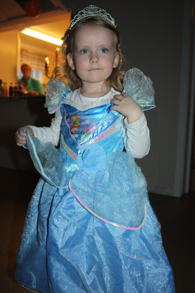 En prinsesse.