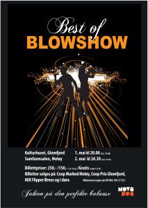 best of blowshow plakat
