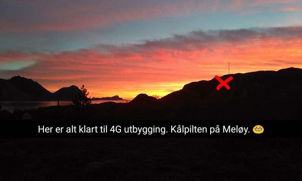 #4GtilMeløy