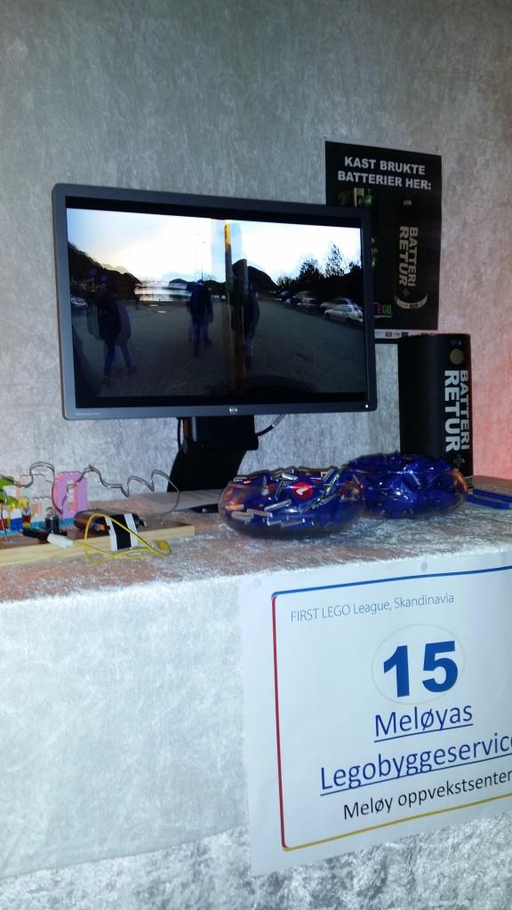 Film, batteriinnsamler, plakater, strømkonkurranse og premier. Og store lyskastere for å få masse oppmerksomhet.