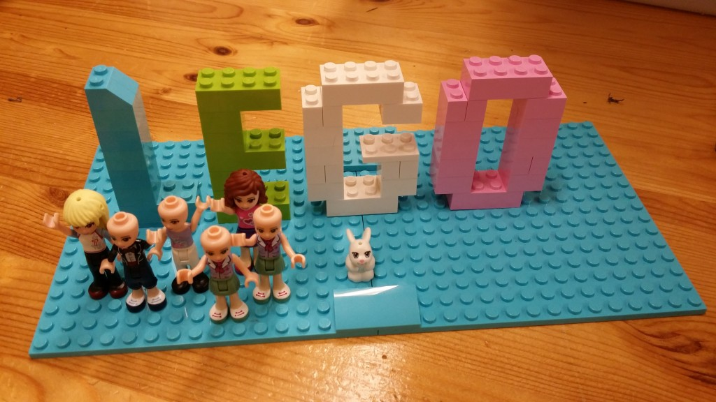 Legopynt