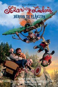Solan og Ludvig: Herfra til Flåklypa (poster)