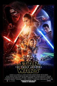 Star Wars: The Force Awakens (poster)