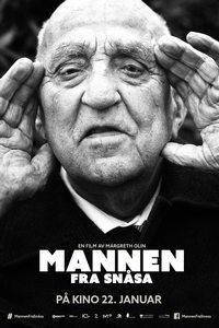Mannen fra Snåsa (plakat)