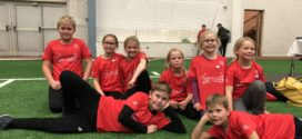 Barnas idrettsdag 2018