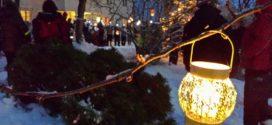 Jul i Meløygården
