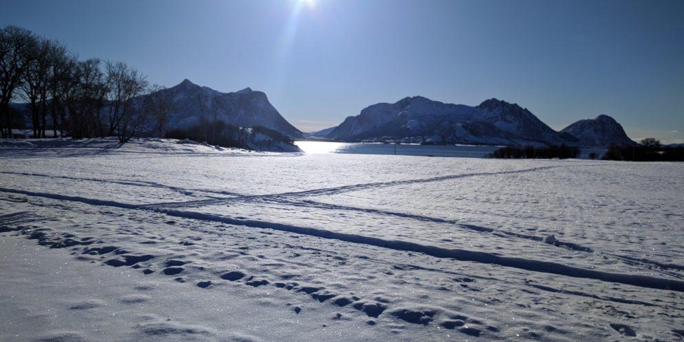 Skispor...