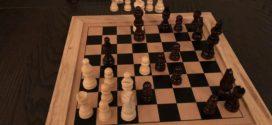 Sjakklubben er etablert