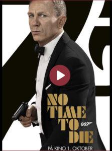 Norgespremiere på James Bond