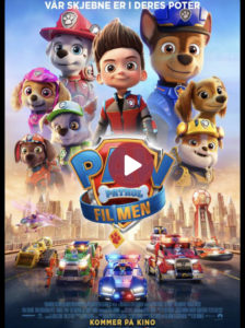Kino PAW Patrol @ Urd