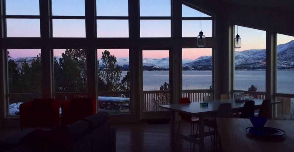 Meløysjøen Hytter